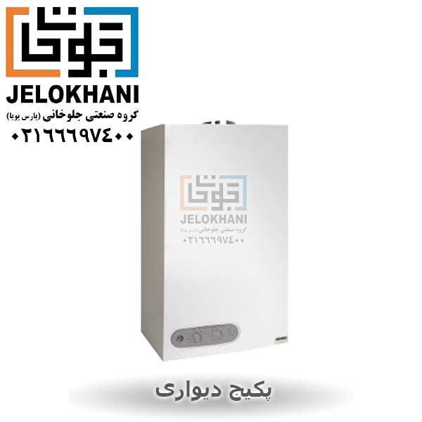 پکیج دیواری گازی ایران رادیاتور مدل ECO24FF