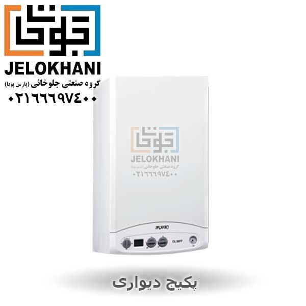پکیج دیواری گازی ایران رادیاتور مدل L24FF